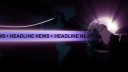 headline news Animation
