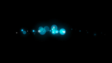 particle animation with alpha channel Stock Video Footage