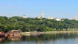 Kyiv-Pechersk Lavra Footage
