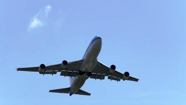 aircraft takeoff plane close up Footage
