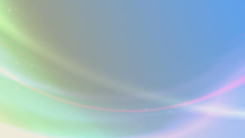 Abstract Whispy Background Animation