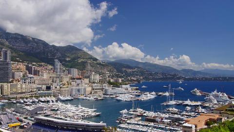 Monaco Footage