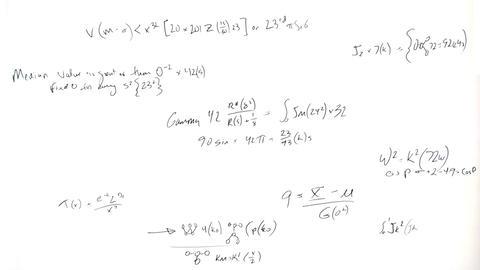 Formula Writings Stock Video Footage