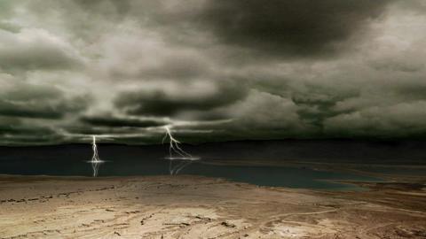 lightning Time Lapse Footage