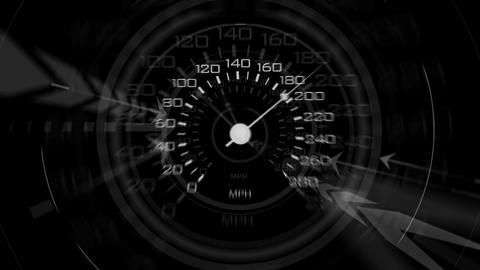 Speedometer Animation