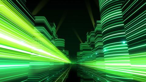 Neon Light City Z 1 Bb 4 4k Animation