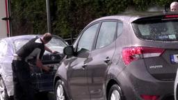Car Wash Footage