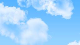 clouds CG動画
