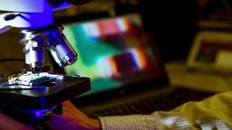 Micro Electronic stock footage