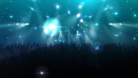 Live Hall Flash LB Stock Video Footage