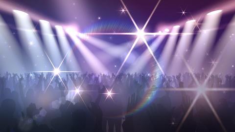Live Hall Flash LH 3 Stock Video Footage