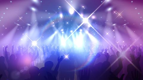 Live Hall Flash LX 2 Stock Video Footage
