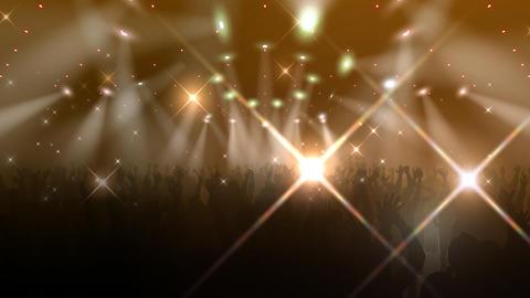 Live Hall Flash LX Stock Video Footage