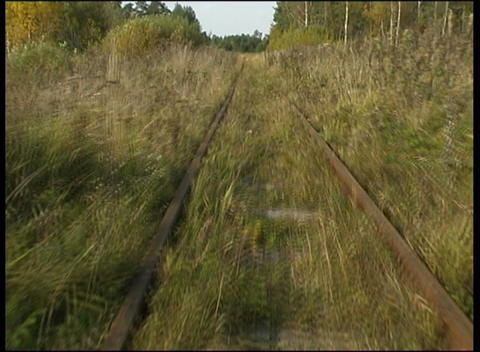 narrow-gauge railway Footage