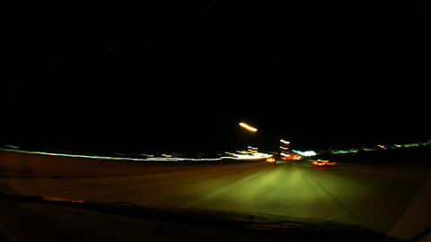 Speedy cameracar timelapse 02 Stock Video Footage
