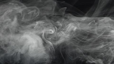 Smoke series: wandering Stock Video Footage