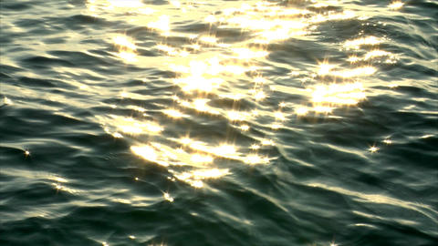 stars on water Stock Video Footage