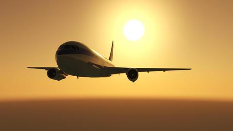 Airplane C c Animation