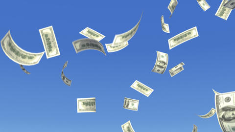 Money Dollar L b Stock Video Footage