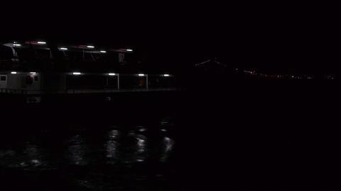 Transport ship Stock Video Footage