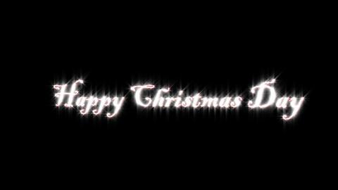 Title of Christmas day 애니메이션