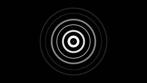 circles with alpha channel Animation