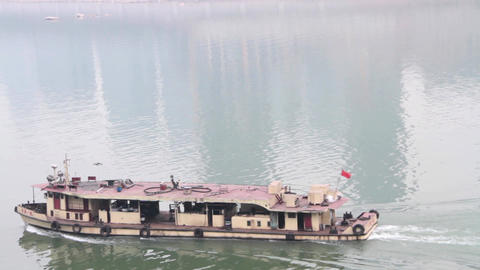 transport ship Footage