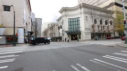 Fire Truck On street Stock Video Footage