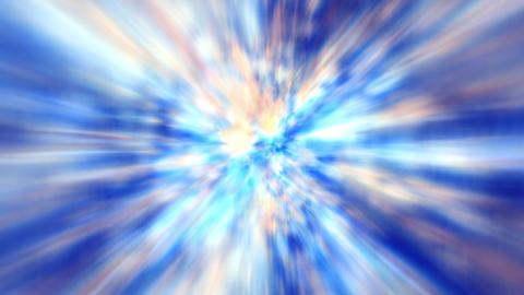 Flashy heavenly abstract flight loop 2 Animation