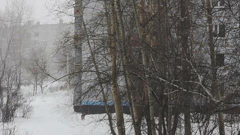 Snowfall 3 Footage