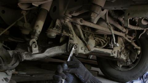 Car repairs Live Action
