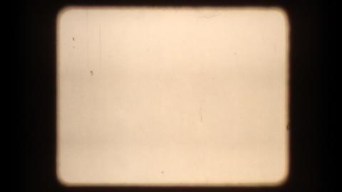 Film Projector Vignette Footage