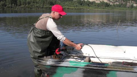 Fisherman Live Action