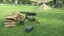 Italian Soldier Position 23 stock footage