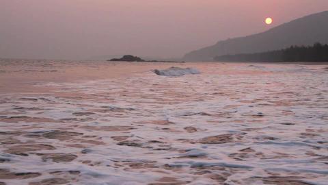 Sea beach ビデオ