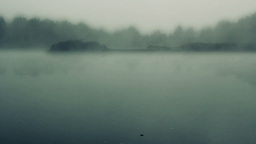 Ghostly water Stock Video Footage