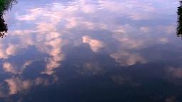 River Reflecton Footage
