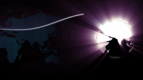 global background Animation