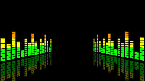 SoundGage002_4K stock footage
