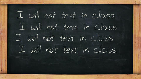 I will not text in class main Animation