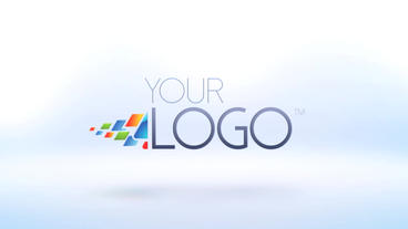 Elegant Logo Formation - Apple Motion Template Apple Motion Template