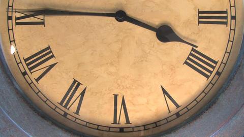 Clock Time Lapse 1 Footage