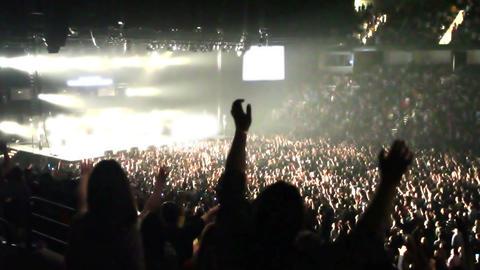 Rock Concert 1 Footage
