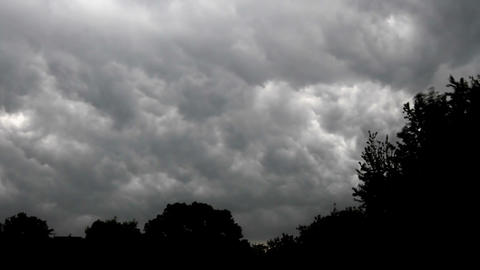 Storm Clouds Time Lapse Footage