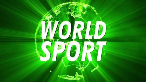 Shining Globe World Sport 2 Animation