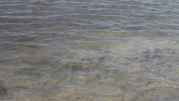 salt water lake Baskunchak Footage