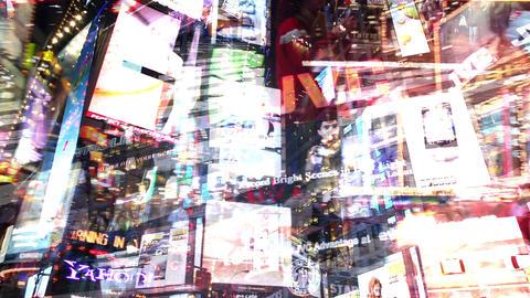 Modern World Montage Footage