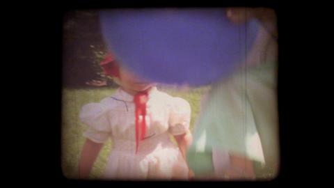 Old 8mm Kids Home Movie Footage
