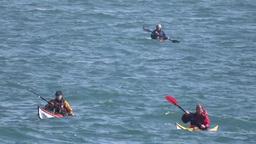 Canoeing 1 Footage