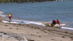 Canoeing 4 Footage